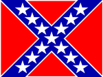 Stars And Bars Animated by stardust4ever