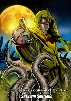 Hastur by PAC23
