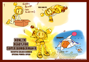 Infiltrate Gold by SailorBomber