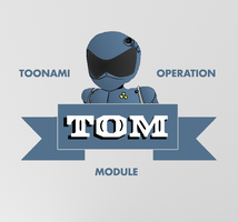 Toonami - TCM Logo Parody by JPReckless2444