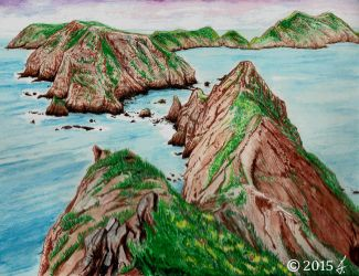 Channel Islands National Park (California) by ricky4