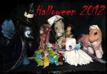 Halloween 2012 by Soulren