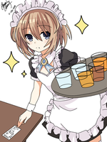 Maid Blanc by Tailgate04