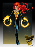 X-Treme X-Men: Phoenix by nadav