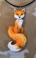 Red Fox 2 by Gatobob