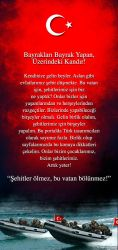 Sehitler Olmez by palax