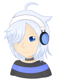 Izumi Bust by Stormie38