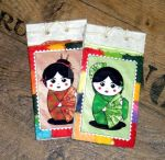 Lil' Spring and Lil' Autumn - Notepads by rockgem