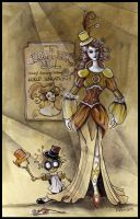 Clockwork Doll by Indirie