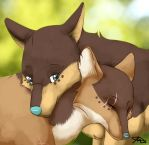 A mothers love by cutetoboewolf