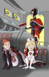Imperial Nurse and Inquisitor by warriorneedsfood