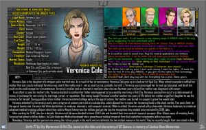 [Earth-27: Oracle Files] Veronica Cale by Roysovitch