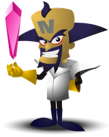 Dr. Neo Cortex by Doctor-G