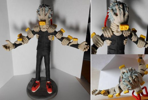 Tomura Shigaraki from My Hero Academia by Awasai