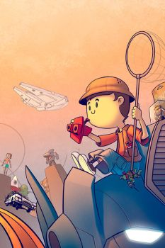 Toy Hunters II by ivanev