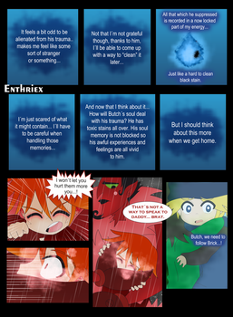 Chapter 0: Disruptive Trial pg 24 by Enthriex