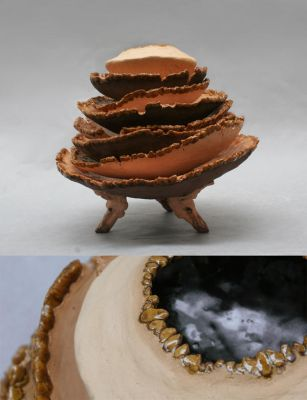 Toothy bowls by DeFor