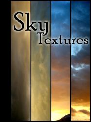 Sky Textures by IloveMuffin-Stock