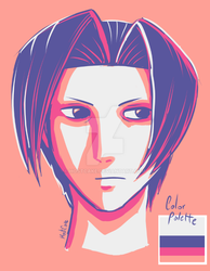 Edgeworth - 4 color palette by Hostcake