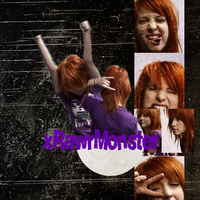 Hayley Williams Blend by xRawrMonster