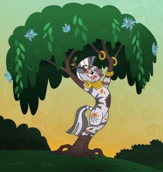No Known Cure (Zecora Tree TF) by Icaron