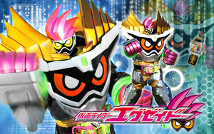 Kamen Rider Ex-Aid Maximum Gamer Level 99 by malecoc