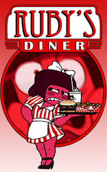 The Best Diner in the World by Samthelily