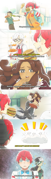 Fastfood-chan Anime? by Cioccolatodorima