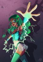 Emeraude +commission+ by JackPot-84
