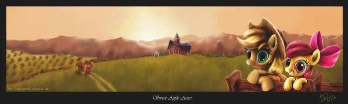 Sweet Apple Acres by Reillyington86