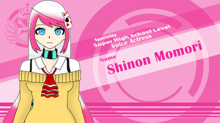 Super High School Level Voice Actress by YoshineChan