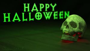 Happy Halloween 2014! by polygonbronson