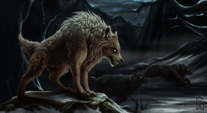 Warg by Brevis--art
