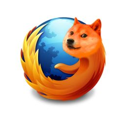 Firedoge web browser. by ZealousChampion