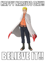 For Naruto's B-Day! by EKJr