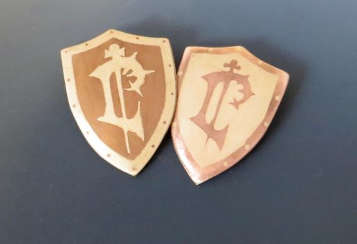 Crest of Lordaeron shield by Peaceofshine