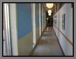 Hallway to Somewhere by indeed311
