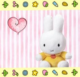 miffy loves you by Miffy-fans