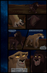 Scar's Reign: Chapter 2: Page 23 by albinoraven666fanart