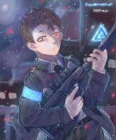 DETROIT : Become Human - Connor by ShikuroMay