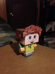 Dennis CubeeCraft by SuperVegeta71290