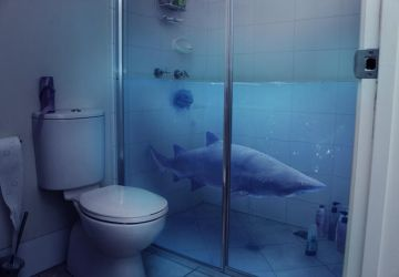 Shower Shark by AnthonyHearsey