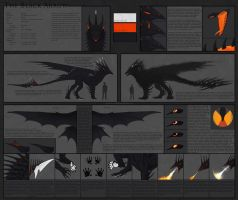 The Black Arrow reference sheet 2015 by TheBlack-Arrow