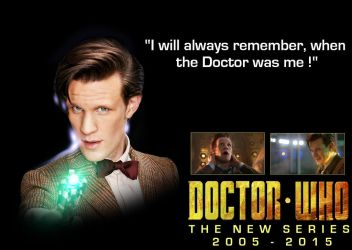 Doctor Who - T.N.S. - The 11th Doctor by DoctorWhoOne