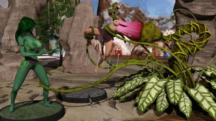 Mini-Adventures: Command Plants 01-01 by Snapshotz3D