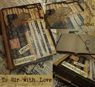 To Sir With Love by LuthienThye