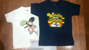 The Official Disney Wander Over Yonder T-Shirts by ShikaxTem