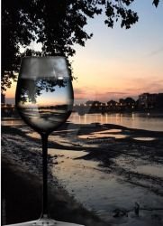 Glass By Thames.. PipCamera app. by lousephyr