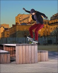 Lisa - Nosegrind by SnoopDong
