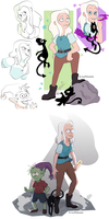 Disenchantment by muffidoodle